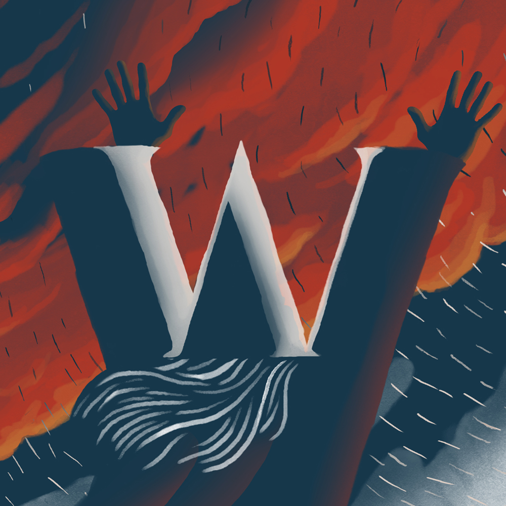 W is for Wizard